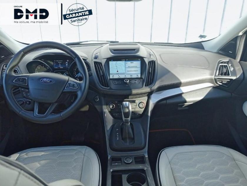 Ford Kuga 2.0 Tdci 150ch Stop&start Vignale 4x4 Powershift Euro6.2 - Visuel #5
