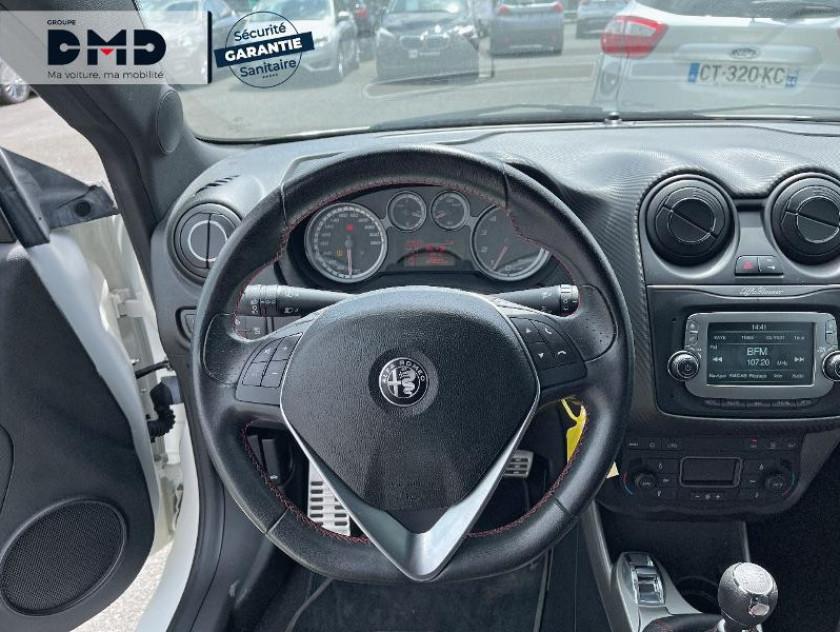 Alfa Romeo Mito 0.9 Twin Air 105ch Imola Stop&start - Visuel #7
