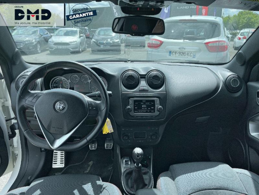 Alfa Romeo Mito 0.9 Twin Air 105ch Imola Stop&start - Visuel #5