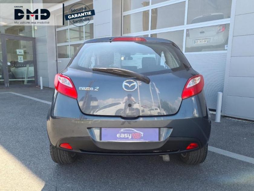 Mazda Mazda 2 1.4 Mz-cd Elegance 3p - Visuel #11