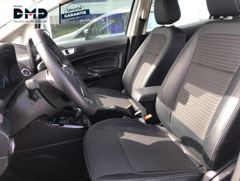 Ford Ecosport 1.5 Tdci 100ch Titanium - Visuel #9