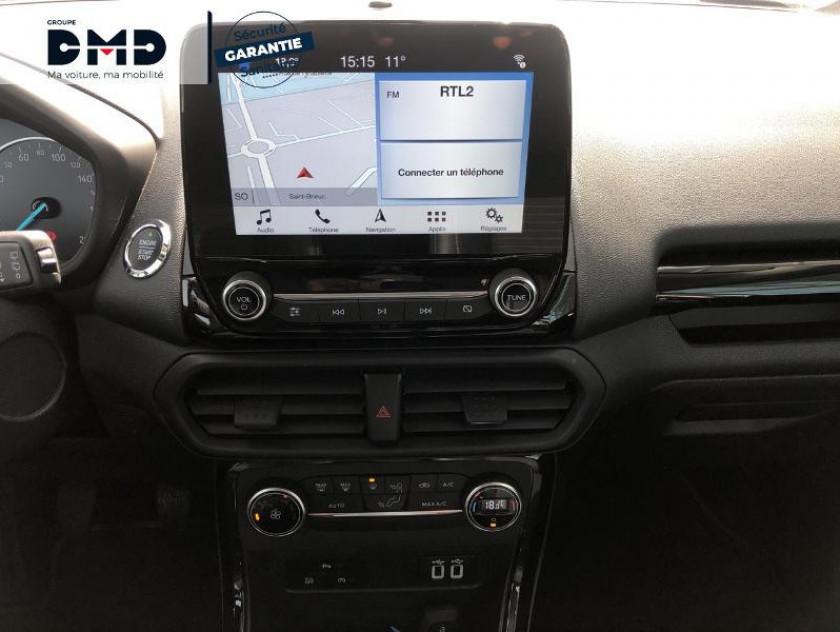 Ford Ecosport 1.5 Tdci 100ch Titanium - Visuel #6