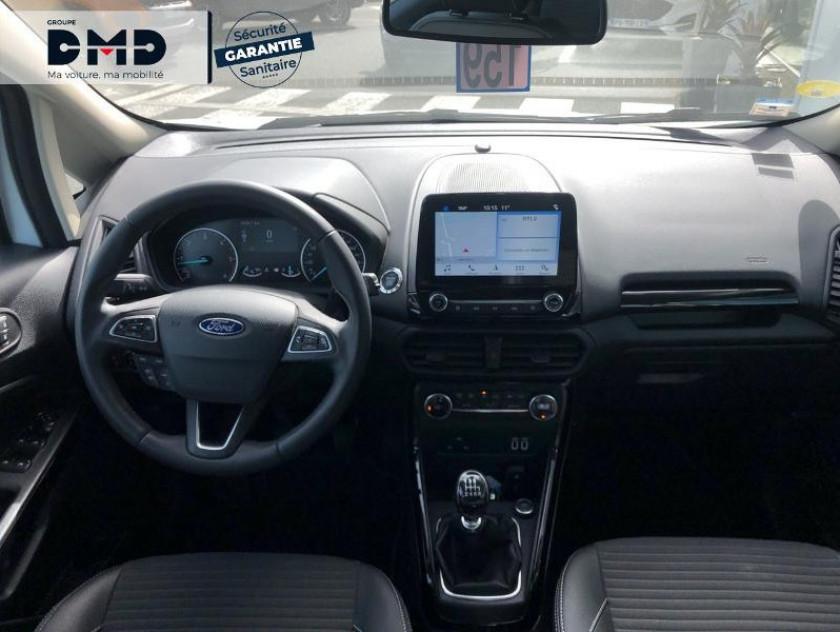 Ford Ecosport 1.5 Tdci 100ch Titanium - Visuel #5