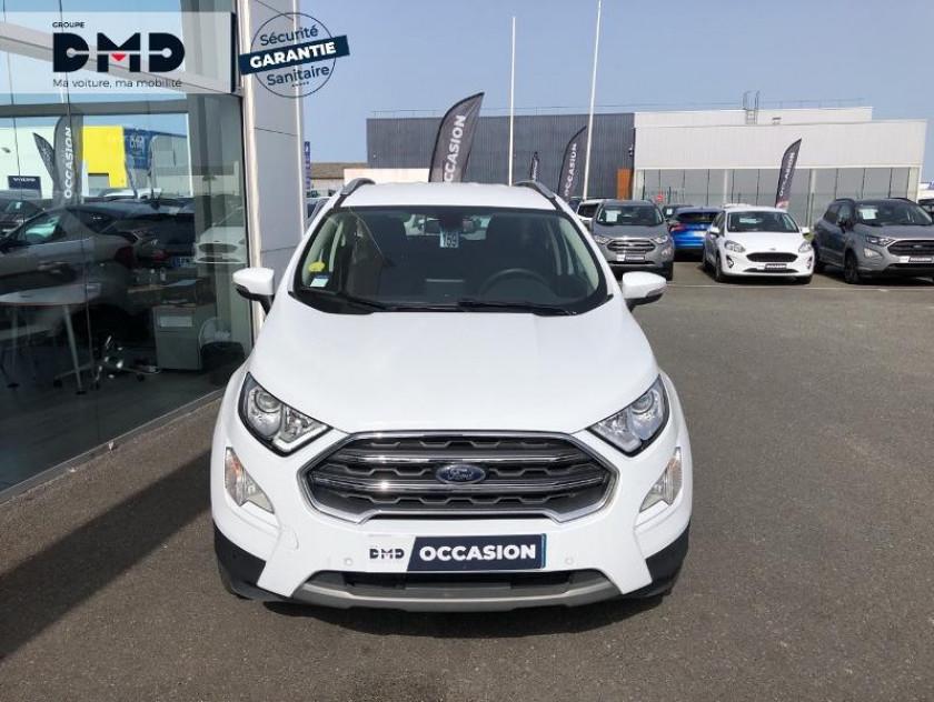 Ford Ecosport 1.5 Tdci 100ch Titanium - Visuel #4