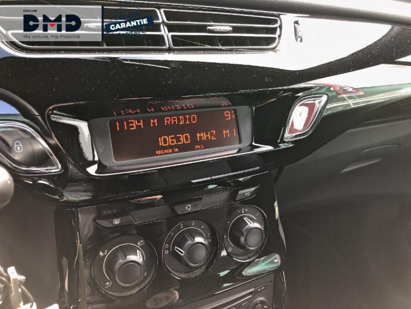 Citroen Ds3 1.6 E-hdi90 (92) Airdream So Chic 5cv - Visuel #6