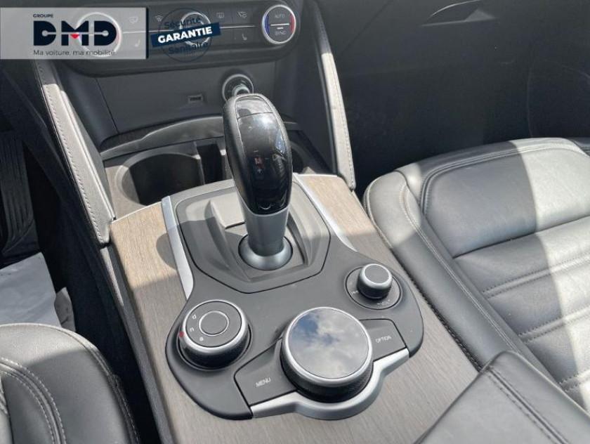 Alfa Romeo Stelvio 2.2 Diesel 210ch Lusso Q4 At8 - Visuel #7