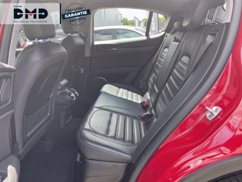 Alfa Romeo Stelvio 2.2 Diesel 210ch Lusso Q4 At8 - Visuel #9