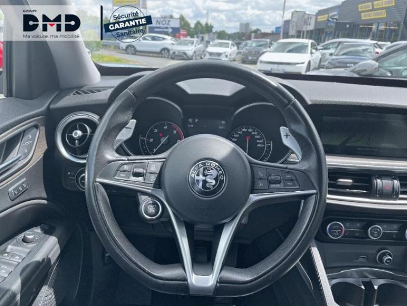 Alfa Romeo Stelvio 2.2 Diesel 210ch Lusso Q4 At8 - Visuel #6