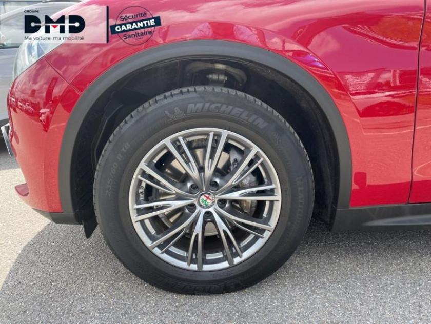 Alfa Romeo Stelvio 2.2 Diesel 210ch Lusso Q4 At8 - Visuel #11