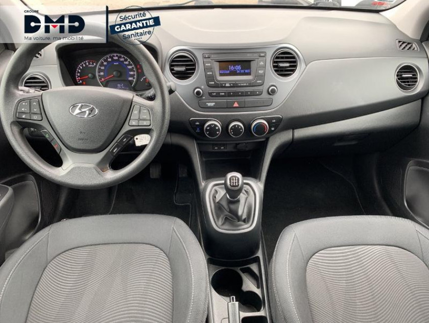 Hyundai I10 1.2 87ch Intuitive - Visuel #5