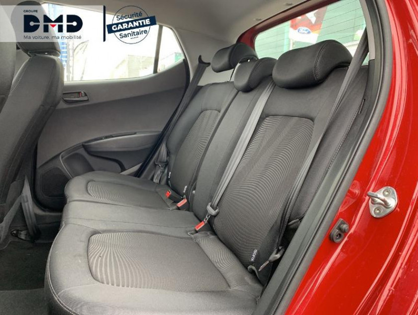 Hyundai I10 1.2 87ch Intuitive - Visuel #10