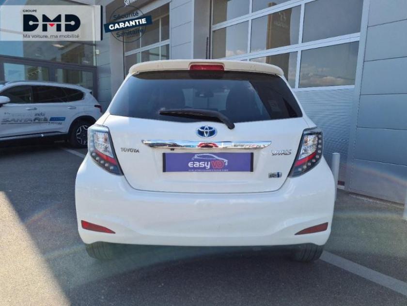 Toyota Yaris Hsd 100h Style 5p - Visuel #11