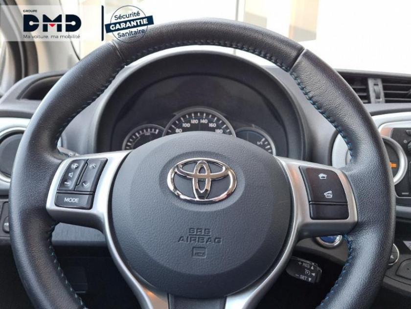 Toyota Yaris Hsd 100h Style 5p - Visuel #7