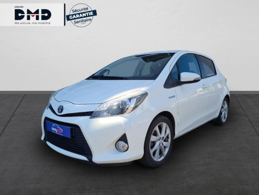 Toyota Yaris Hsd 100h Style 5p - Visuel #1