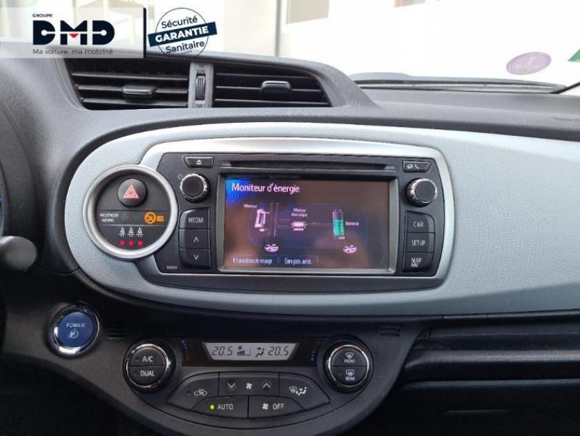 Toyota Yaris Hsd 100h Style 5p - Visuel #6