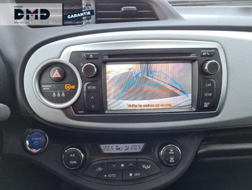 Toyota Yaris Hsd 100h Style 5p - Visuel #15