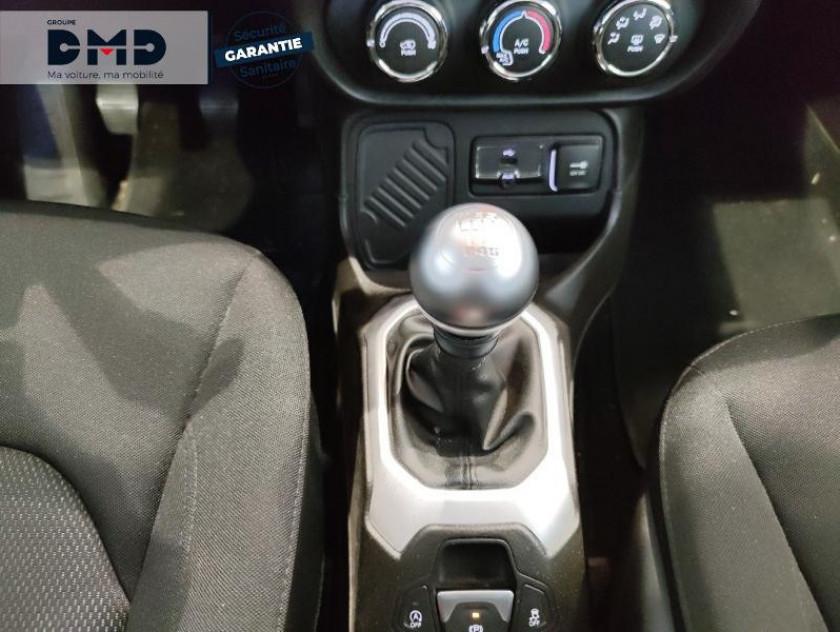 Jeep Renegade 1.6 Multijet S&s 120ch Longitude - Visuel #8