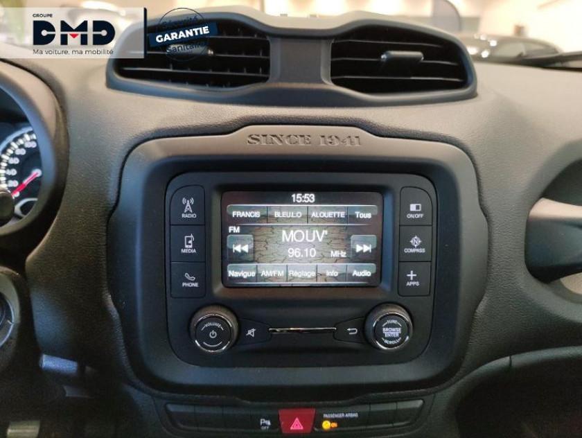 Jeep Renegade 1.6 Multijet S&s 120ch Longitude - Visuel #6
