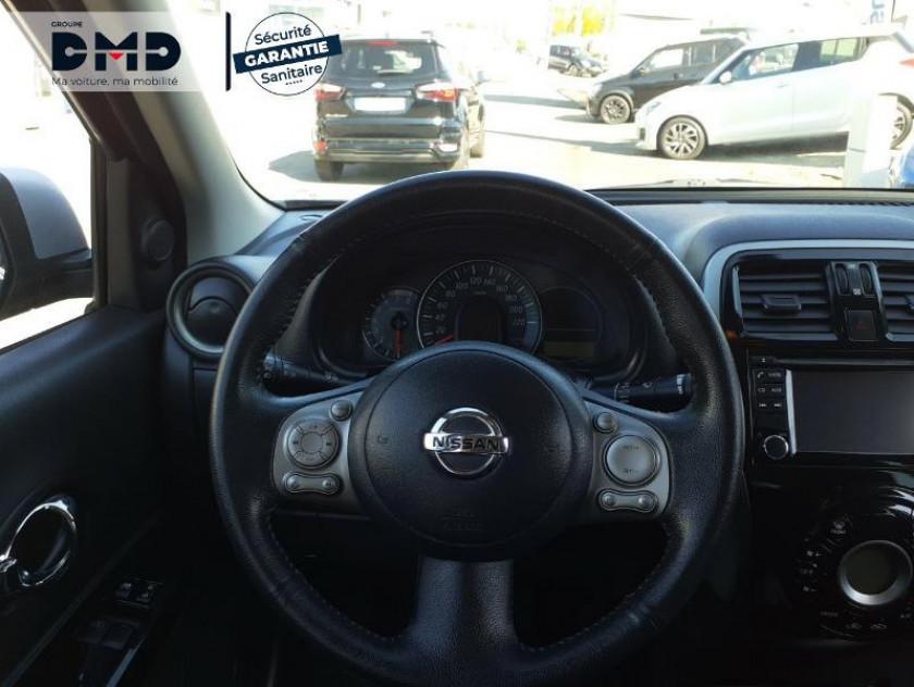 Nissan Micra 1.2 80ch N-tec Euro6 - Visuel #7