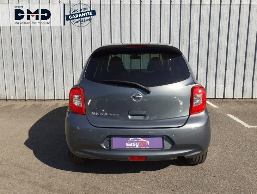 Nissan Micra 1.2 80ch N-tec Euro6 - Visuel #11