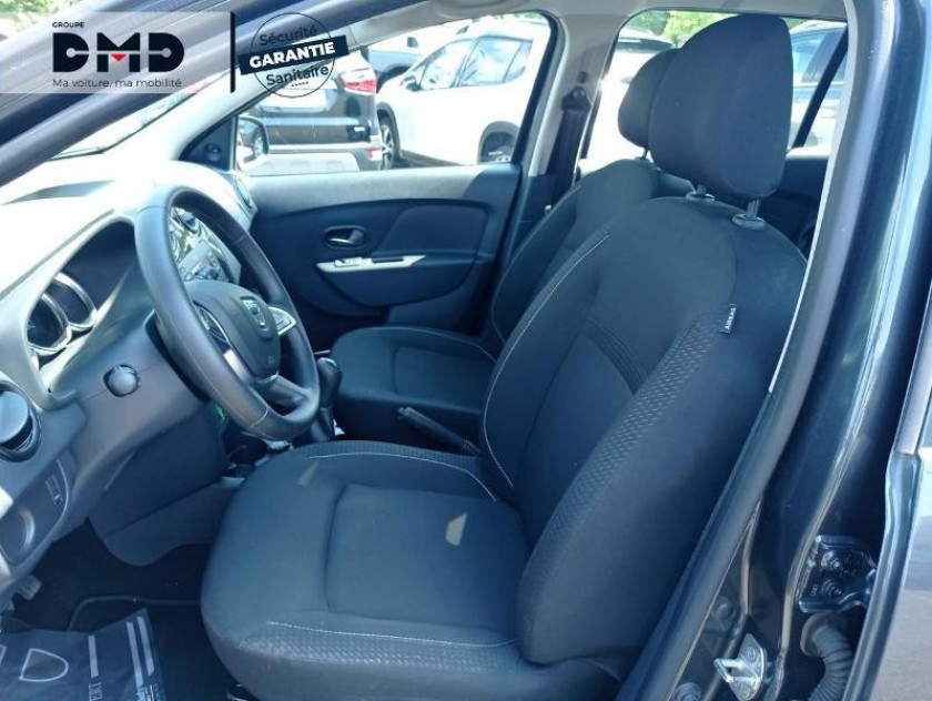 Dacia Sandero 1.5 Dci 75ch Ambiance - Visuel #9
