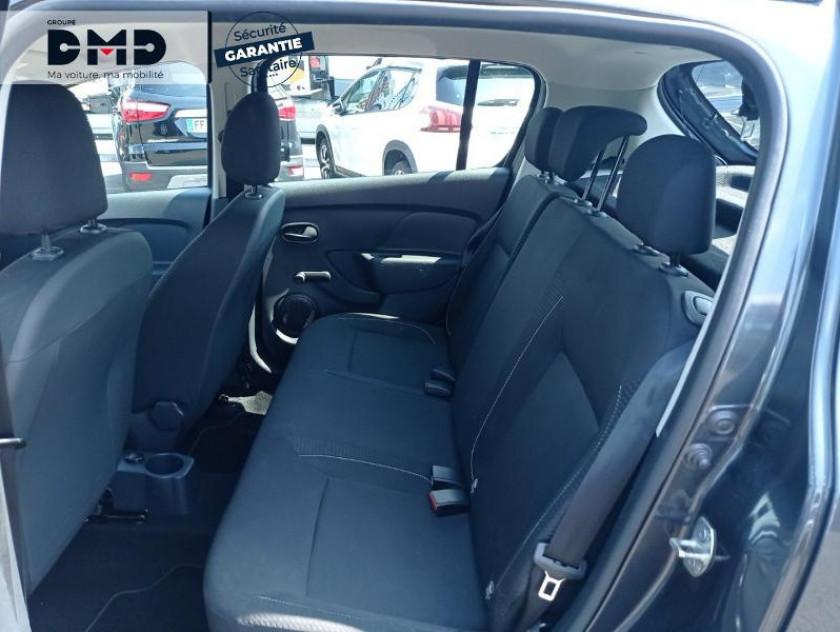 Dacia Sandero 1.5 Dci 75ch Ambiance - Visuel #10