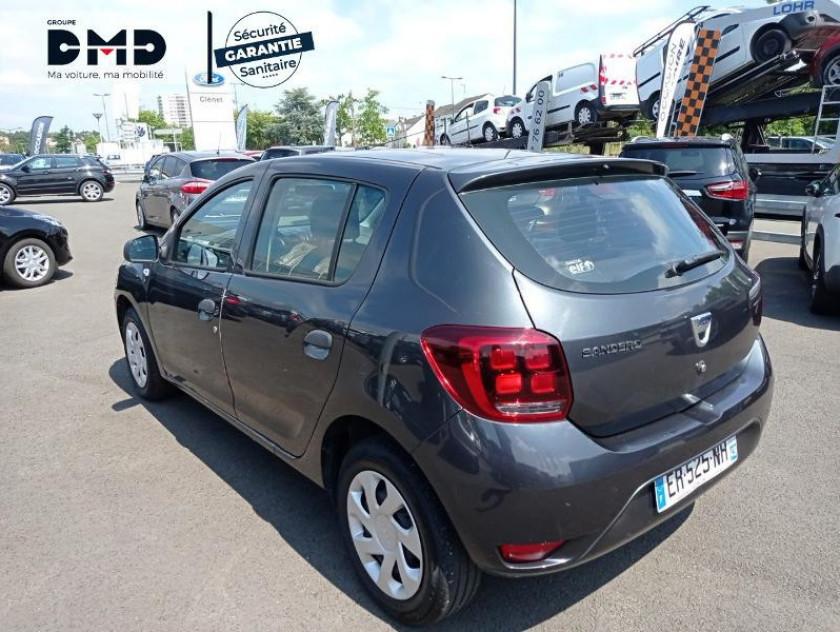 Dacia Sandero 1.5 Dci 75ch Ambiance - Visuel #3