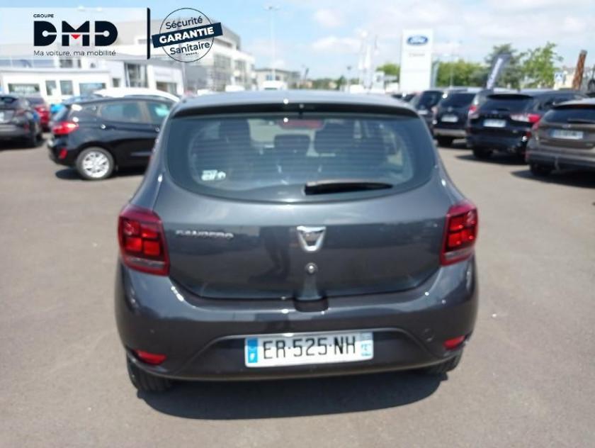Dacia Sandero 1.5 Dci 75ch Ambiance - Visuel #11