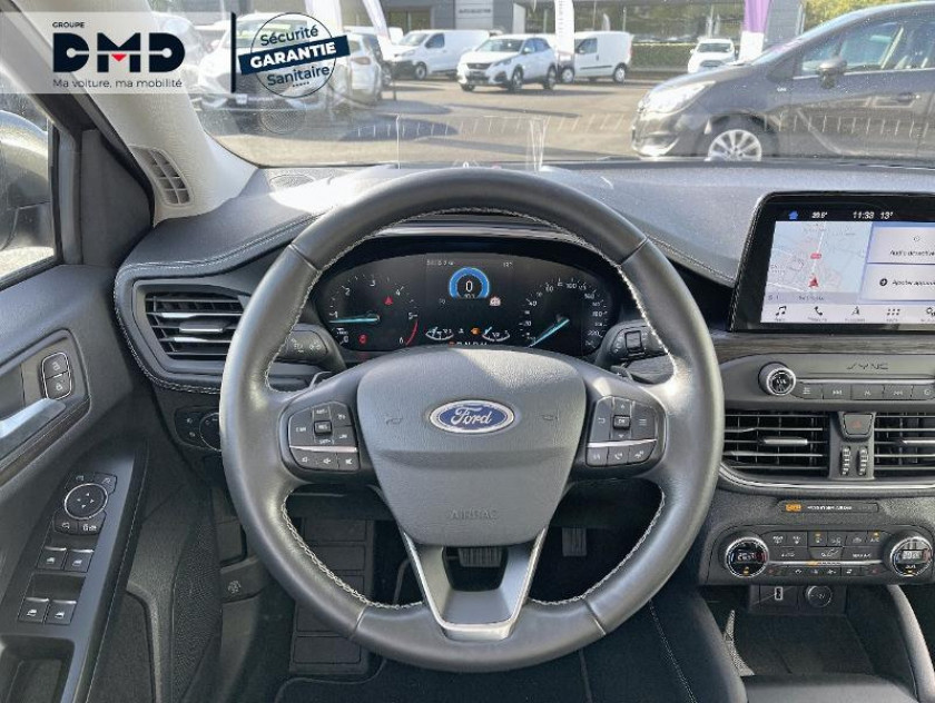 Ford Focus Sw 1.5 Ecoblue 120ch Vignale Bva - Visuel #7