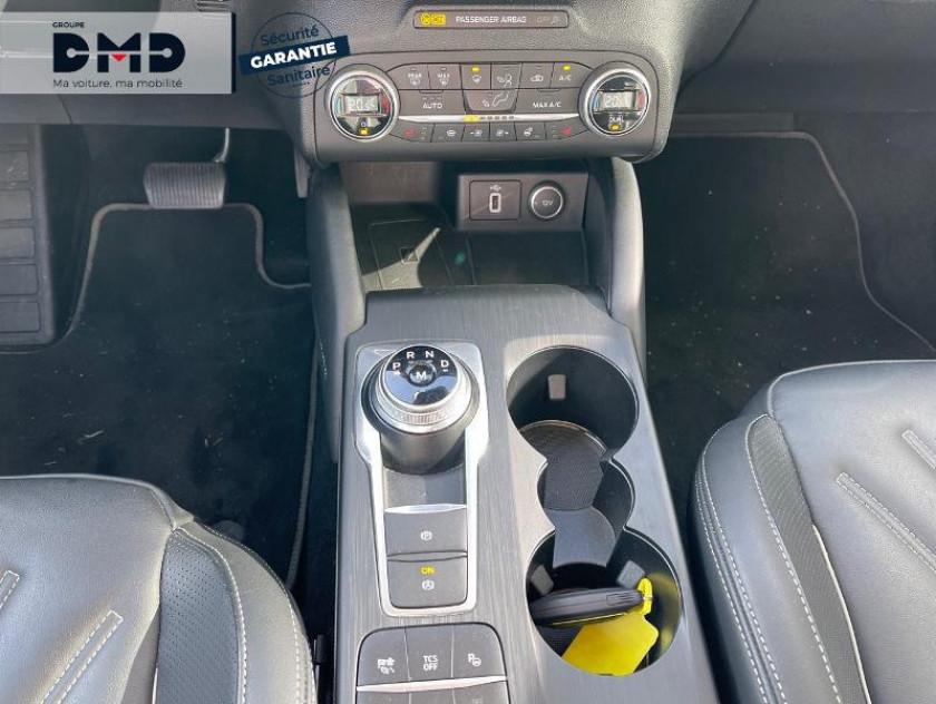 Ford Focus Sw 1.5 Ecoblue 120ch Vignale Bva - Visuel #8