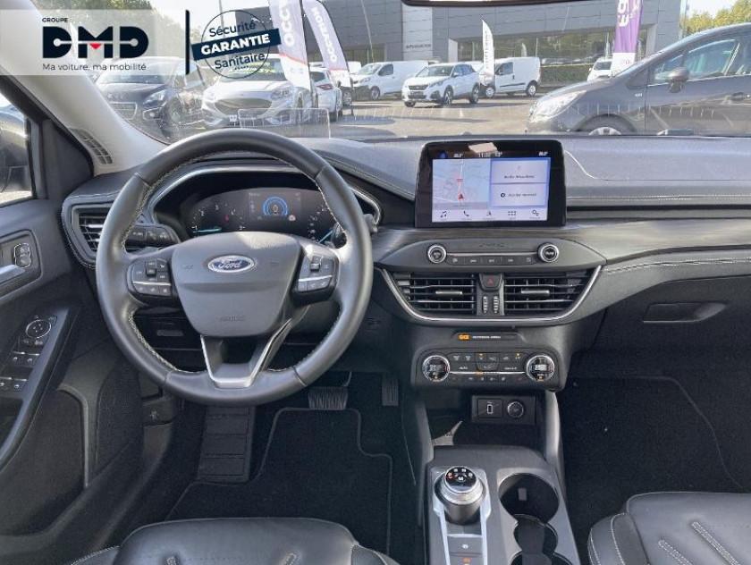 Ford Focus Sw 1.5 Ecoblue 120ch Vignale Bva - Visuel #5