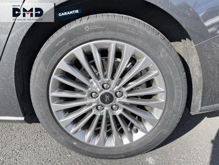 Ford Focus Sw 1.5 Ecoblue 120ch Vignale Bva - Visuel #13