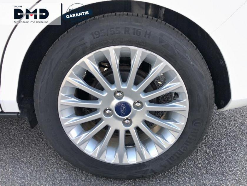 Ford B-max 1.6 Ti-vct 105ch Titanium X Powershift - Visuel #13