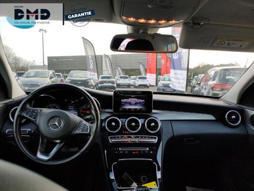 Mercedes-benz Classe C 200 D 2.2 Business Executive 7g-tronic Plus - Visuel #5