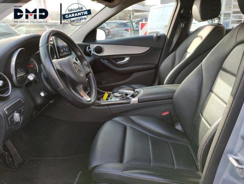 Mercedes-benz Classe C 200 D 2.2 Business Executive 7g-tronic Plus - Visuel #9