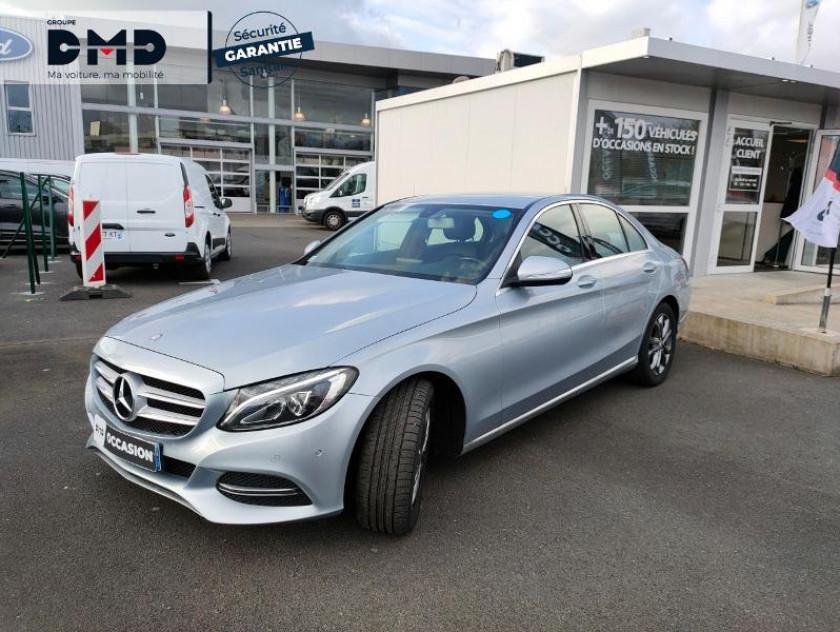Mercedes-benz Classe C 200 D 2.2 Business Executive 7g-tronic Plus - Visuel #15