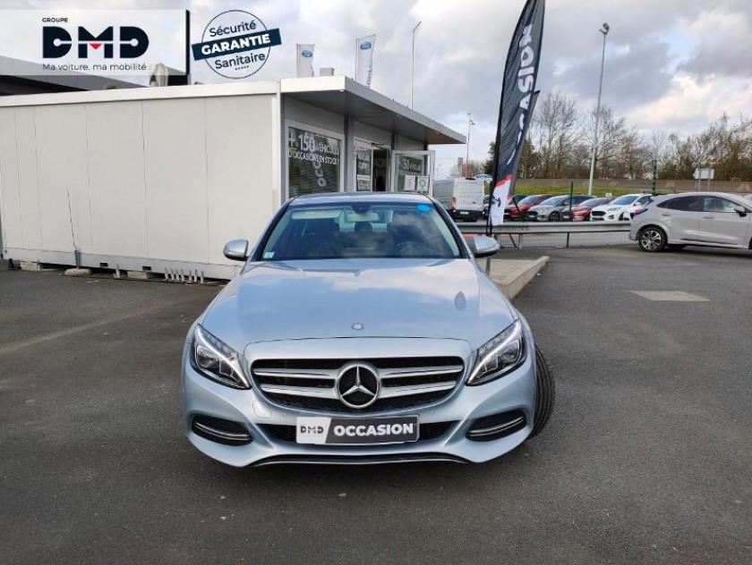 Mercedes-benz Classe C 200 D 2.2 Business Executive 7g-tronic Plus - Visuel #4
