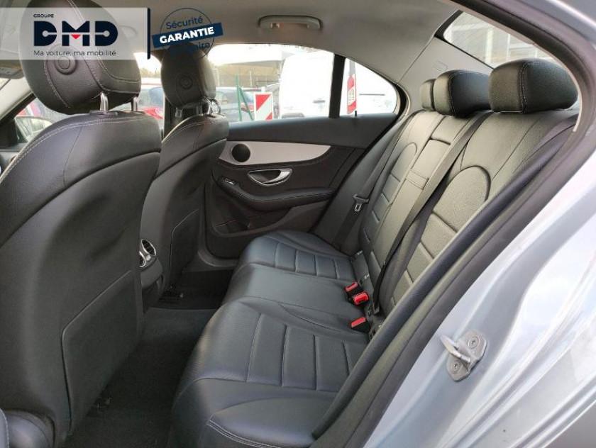 Mercedes-benz Classe C 200 D 2.2 Business Executive 7g-tronic Plus - Visuel #10