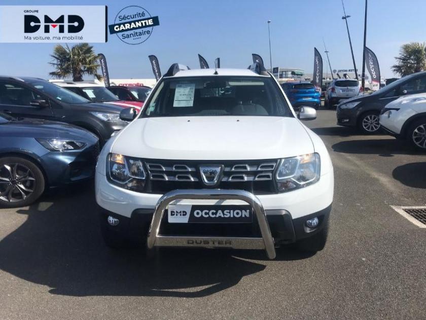 Dacia Duster 1.5 Dci 110ch Prestige 4x2 - Visuel #4
