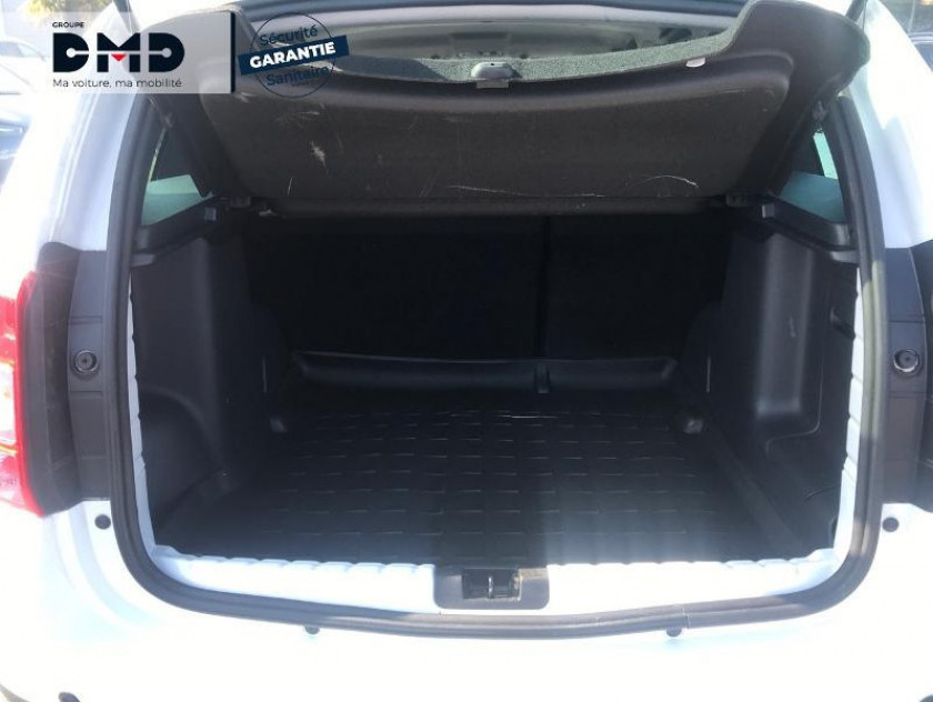 Dacia Duster 1.5 Dci 110ch Prestige 4x2 - Visuel #12
