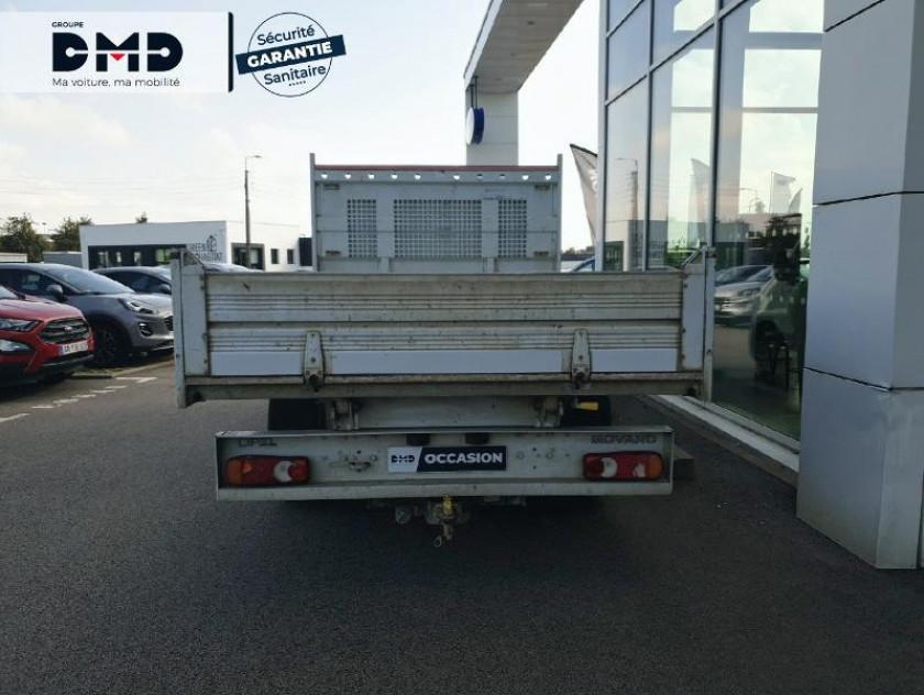 Opel Movano Benne Rj3500 L3 2.3 Cdti 145 Biturbo Start/stop - Visuel #11