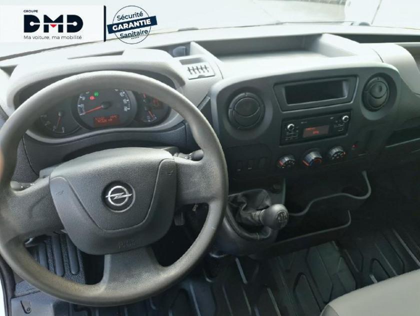 Opel Movano Benne Rj3500 L3 2.3 Cdti 145 Biturbo Start/stop - Visuel #5