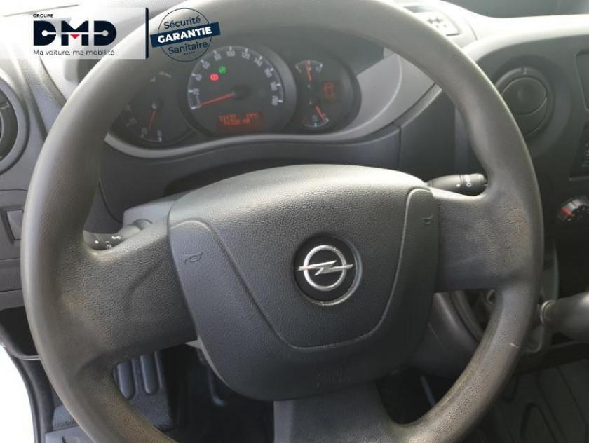 Opel Movano Benne Rj3500 L3 2.3 Cdti 145 Biturbo Start/stop - Visuel #7