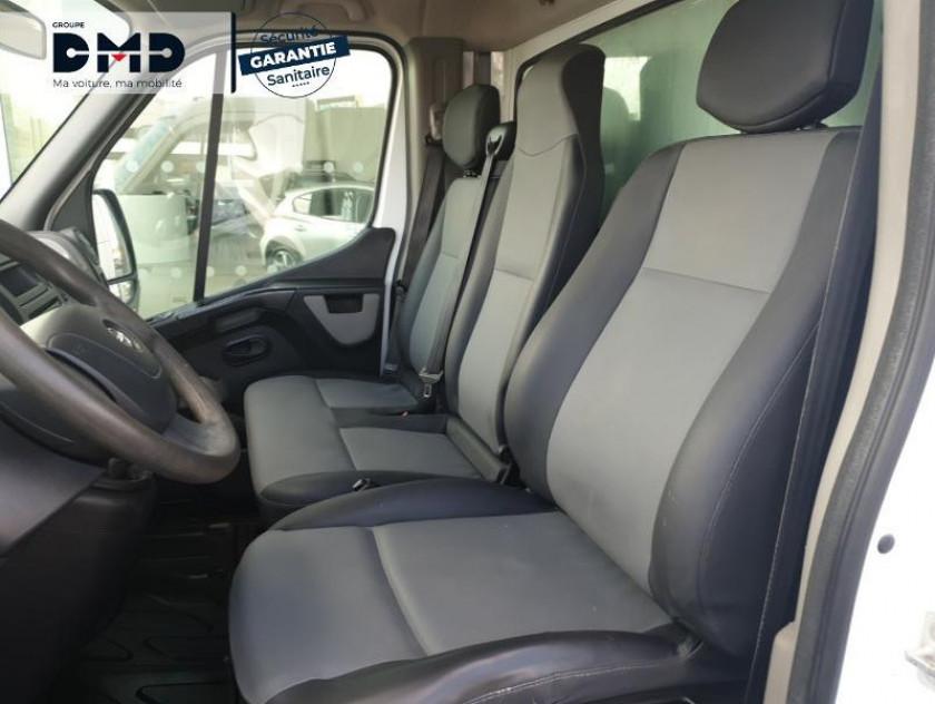 Opel Movano Benne Rj3500 L3 2.3 Cdti 145 Biturbo Start/stop - Visuel #9