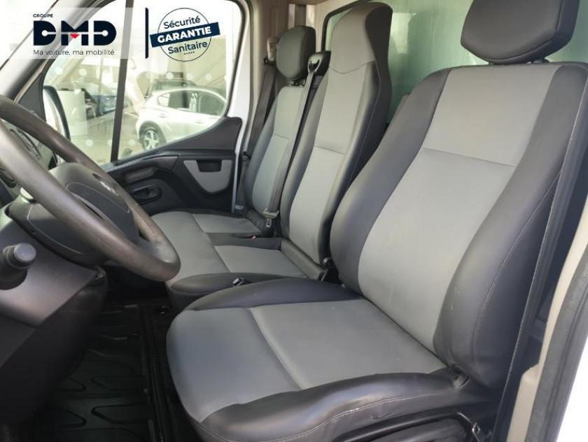 Opel Movano Benne Rj3500 L3 2.3 Cdti 145 Biturbo Start/stop - Visuel #6