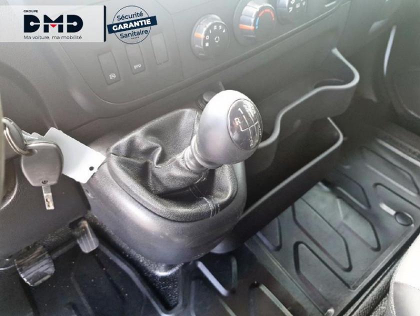 Opel Movano Benne Rj3500 L3 2.3 Cdti 145 Biturbo Start/stop - Visuel #8