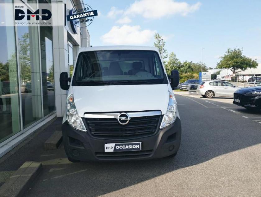 Opel Movano Benne Rj3500 L3 2.3 Cdti 145 Biturbo Start/stop - Visuel #4