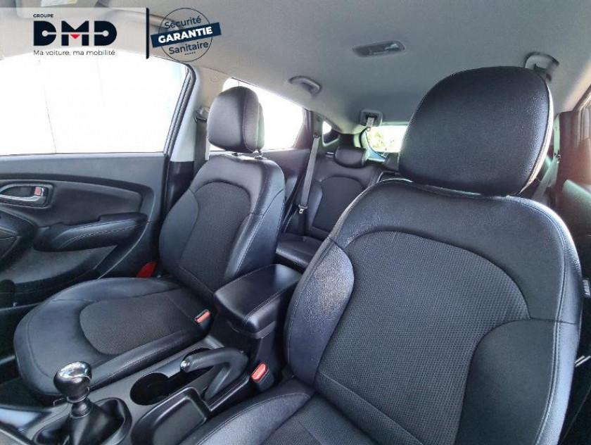 Hyundai Ix35 1.7 Crdi 115ch Pack Premium Blue Drive - Visuel #14
