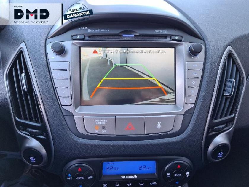 Hyundai Ix35 1.7 Crdi 115ch Pack Premium Blue Drive - Visuel #15