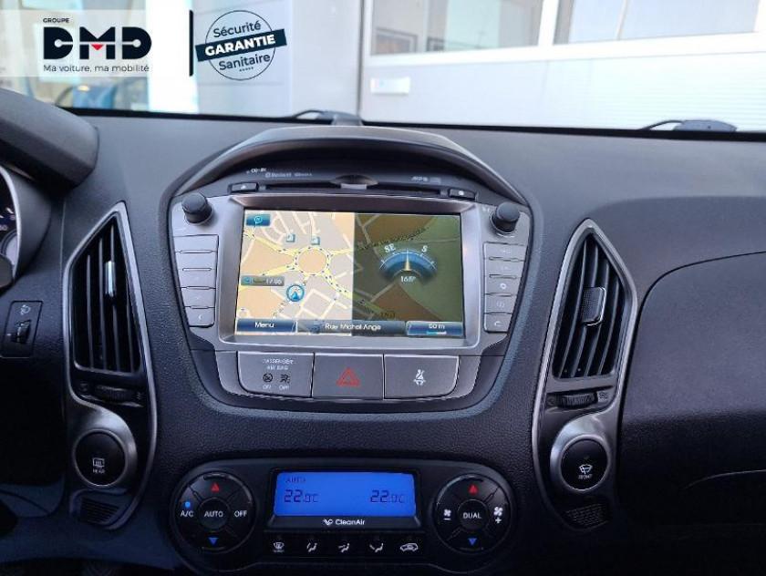 Hyundai Ix35 1.7 Crdi 115ch Pack Premium Blue Drive - Visuel #6